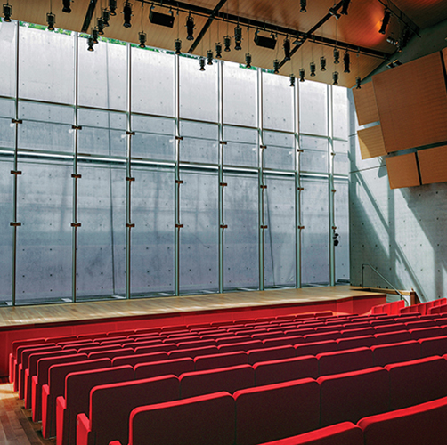 Kimbell Lecture Hall